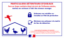 Influenza aviaire hautement pathogène (IAHP)
